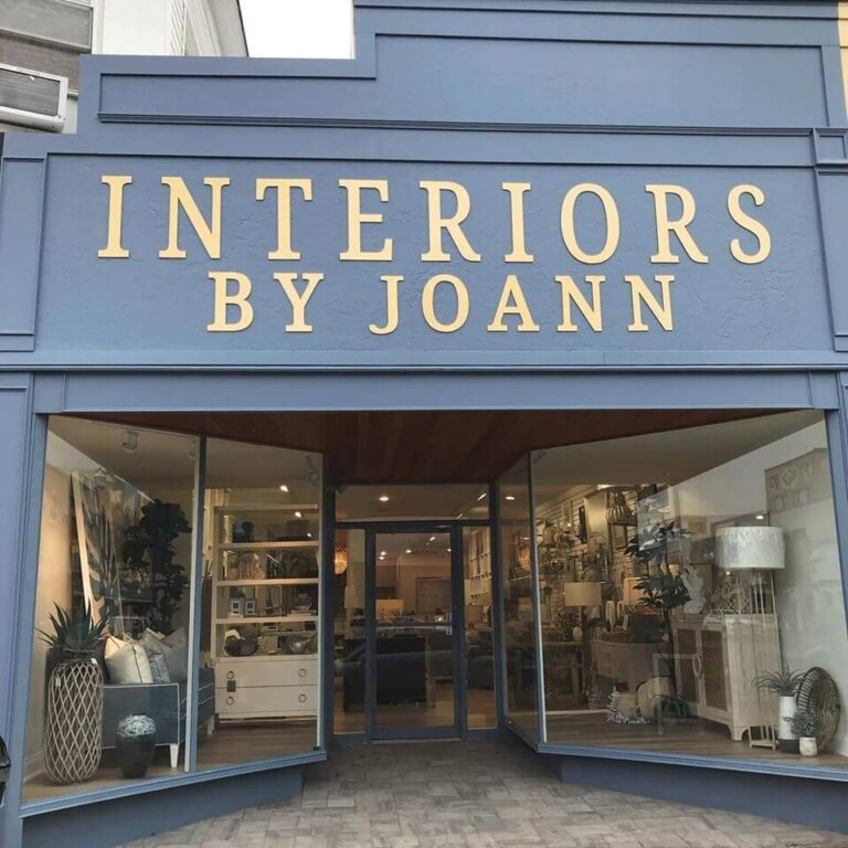 interiors by Joann storefront HIGHLIGHT